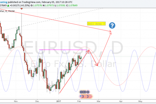 Gli ampi movimenti dell'Euro…